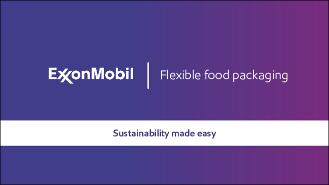 PE performance polymers for sustainable flexible food packaging solutions, designed for recycling, performance and robustness.