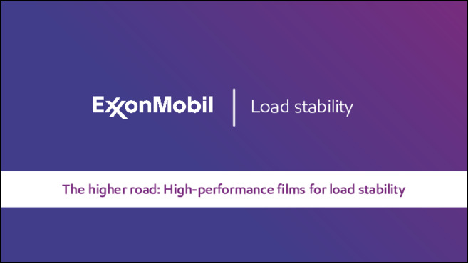 ExxonMobil's performance polymers allow converters to fabricate thinner high tenacity hand-wrap films with excellent mechanical performance while providing opportunities for cost savings.