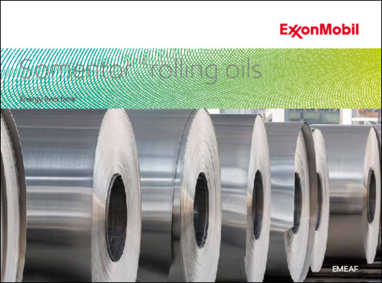 ExxonMobil's Somentor™ hydrocarbon fluids meet the safety and performance standards required by the aluminum industry and have been widely used for more than two decades.